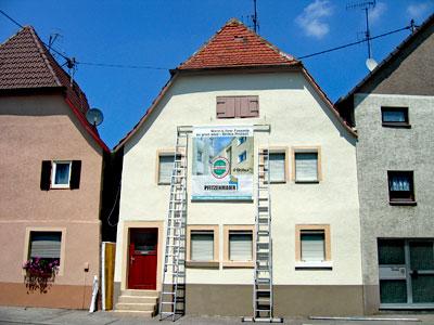 Stuckateur Pfitzenmaier - Fassadensanierung nachher