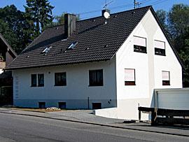 Stuckateur Pfitzenmaier - Fassadensanierung - Farbgestaltung 2 nachher